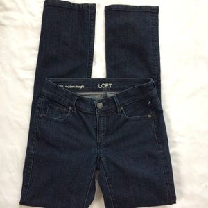 Ann Taylor Loft Jeans Sz 24/00